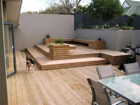 Patio Floor Design Ideas Backyard Deck Designs Ideas For Patio Space Decking Timber Decking Merbau Verandah