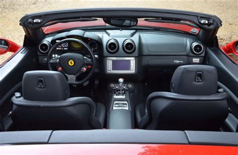 ferrari instructions ferrari california sells for half a mill is this manual