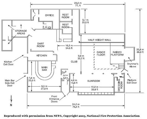 nightclub floor plan cfn california fire news cal fire news history the