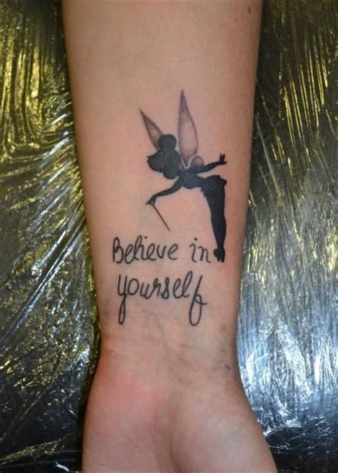 fairy wrist tattoos 25 best ideas about tinkerbell on