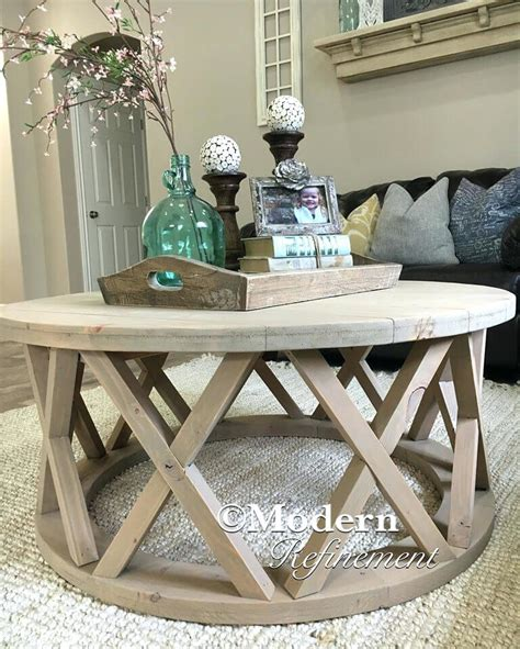 decorating coffee tables off white shell and flower