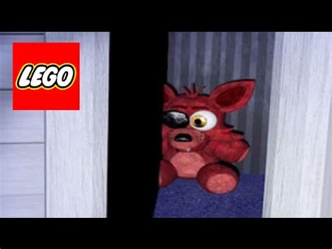 lego foxy tutorial full download how to build lego five nights at freddy s