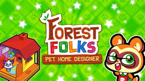 forest folks pet home designer for iphone and