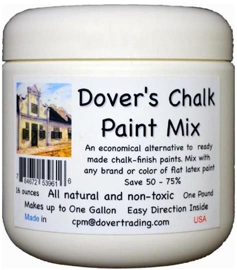 chalk paint mix dover s chalk paint mix coupon deal decorating on a