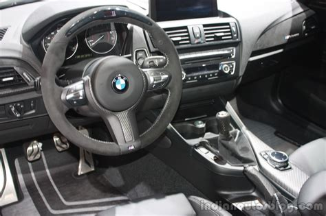 Bmw M235i Interior by Bmw M235i Interior At The 2015 Detroit Auto Show Indian