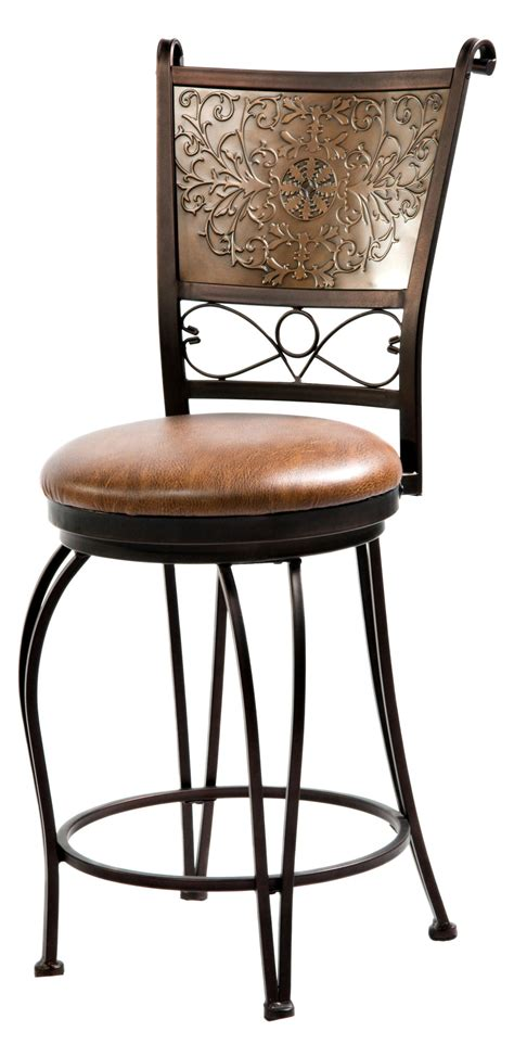24 inch bar stool with back powell bar stools tables 24 inch bronze with muted