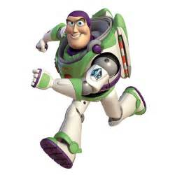 straight buzz lightyear
