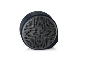 buy logitech x100 wireless bluetooth speaker black and grey for rs 1299 coupon pandit