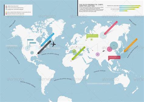 minimal world map get minimal world map 4 infographics maps