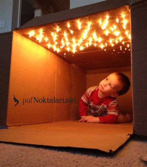 Evde Oyuncak Yapımı Cool Things To Do With Lights