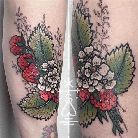 raspberry tattoo designs 17 best images about tattoos on