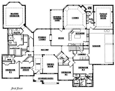23 Best House Plans Images On Pinterest House Layout Crossword