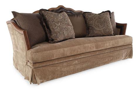 Rachlin Sofa by Rachlin Classics Sofa Furniture Living Room Foyer