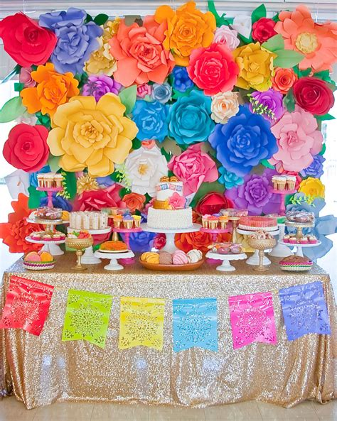 colorful baby colorful baby shower inspired by mexican culture the
