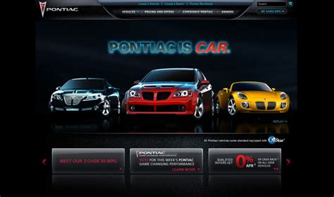 7 Best Car Websites For by Ucreative Top 30 Car Website Designs Of The Major