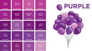 purple color chart pantone for teaching color to toddlers best books