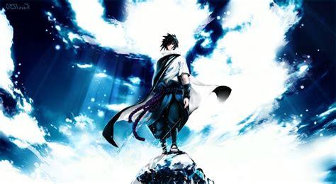 wallpaper anime sasuke cool naruto wallpapers wallpaper cave