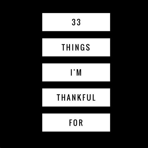 8 Things Im Thankful For by 33 Things I M Thankful For The Plumbette