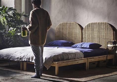 nuevos cabeceros ikea  camas de matrimonio