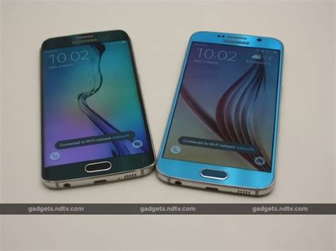 s6 samsung galaxy s6 edge launch tech technology gaming news samsung galaxy s6 galaxy s6 edge price in india confirmed