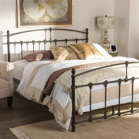 home decorators collection bridgeport antique white queen bed frame 1872500460 the home depot home decorators collection chennai white wash queen