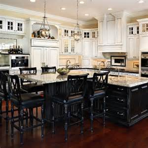Shaped Kitchen Islands T Shape Kitchen Island Design For The Home