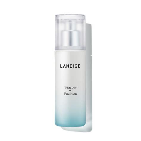 Laneige Skin Care laneige unveils white dew skin care improved silk