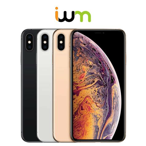 apple iphone xs max 64gb 256gb 512gb unlocked or at t verizon t mobile sprint ebay
