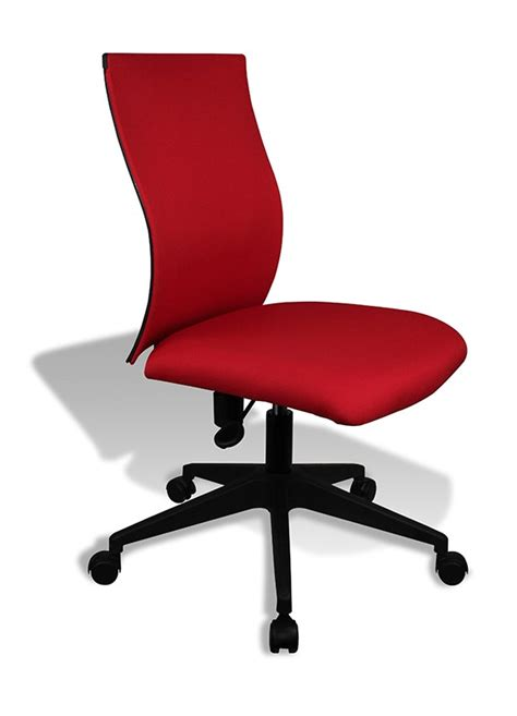 red office desk chair modern red office chair kaja by jesper office chairs