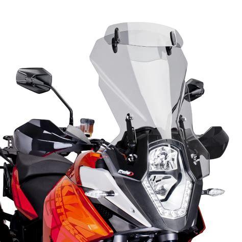 Ktm 1190 Adventure Windshield Windscreen Puig Vario Ktm 1190 Adventure R 2013 Light