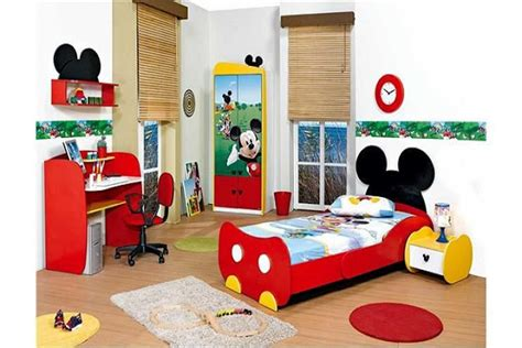 chambre enfant mickey collection des chambres 224 coucher mickey mouse b 233 b 233 et