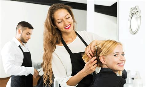 a hairdresser could save your spa clinic