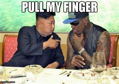 Pull My Finger Meme - image tagged in funny kim jong un imgflip