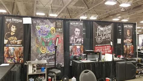 tattoo convention fayetteville nc photos all american tattoo convention 2017 abc11 com