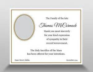 free acknowledgement card template in indesign format