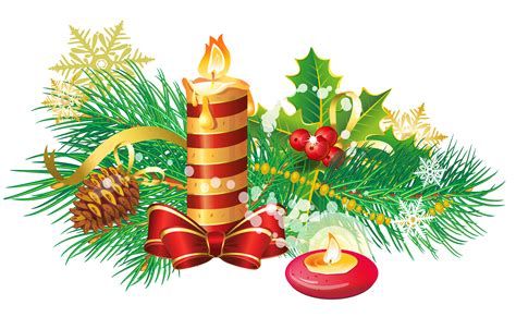 clipart natale free clipart candles clipground