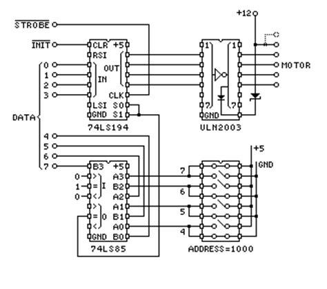 Ic Nte74ls298 Ic 74ls298 netmotion advisor on stepping motors