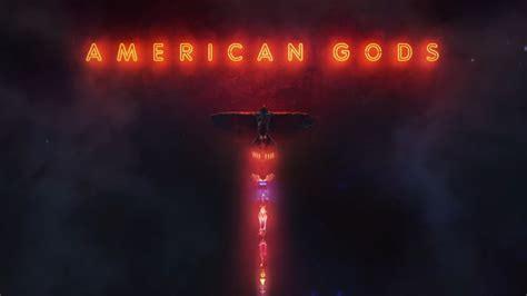 american gods season  unholy war tv equals