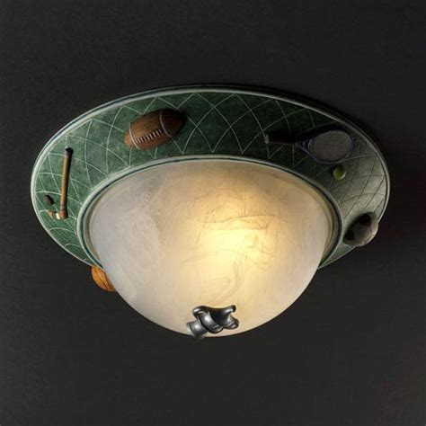 sports ceiling light fixture bellacor