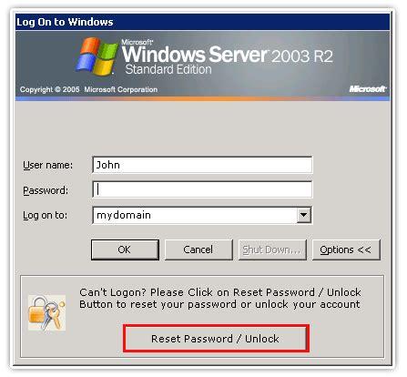 windows password reset appkeen how to reset password
