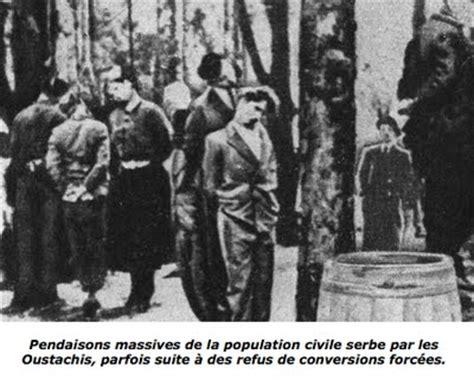Pelerin Ortodox 187 La Croatie De Mgr Stepinac Cruaut 233 Du