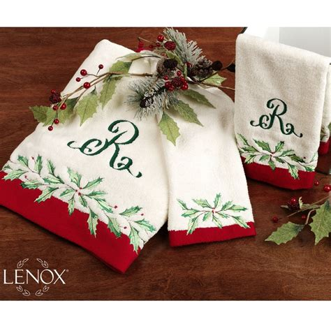 christmas towels bathroom 9 best lenox christmas bathroom images on pinterest