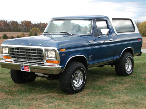 ford bronco ford bronco the timeline of an icon ford trucks com