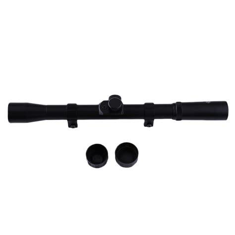 Sayap Scop Air New Vixion Advance Original ridding telescope 4x20 air rifle gun scope sight mounts sniper portable 690118435803 ebay