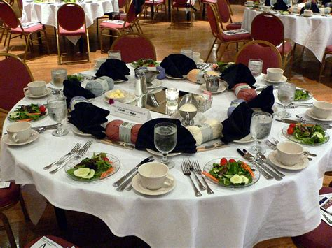 Banquet Table Decorations by Banquet Tables Decorations Photograph Banquet Table Layout