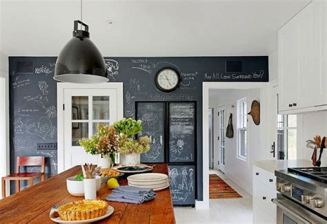 Dining Room Chalkboard Top 10 Accent Wall Ideas The Best Diy Projects For Your Home