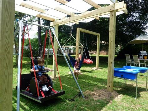 swing for wheelchair users 10 images about kidz equipment on pinterest beds for