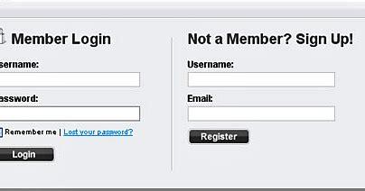 Tutorial Membangun Web Profesional Dg cara membuat form sign up dan form login pada web design