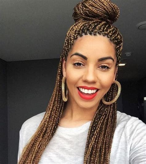 braids hairstyles that trend single braids hairstyles trend this summer all for