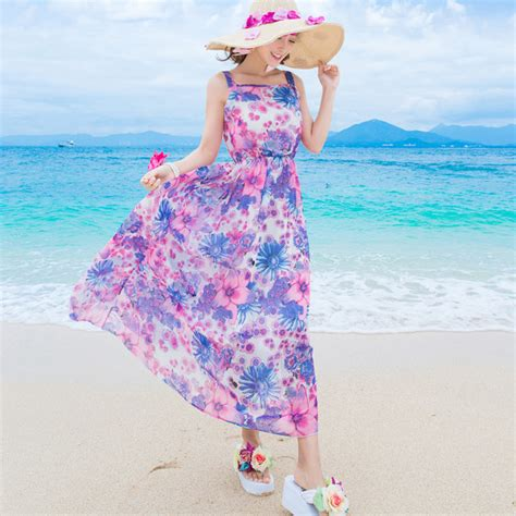 boat neck dress floral wholesale cheap boat neck print floral chiffon dresses
